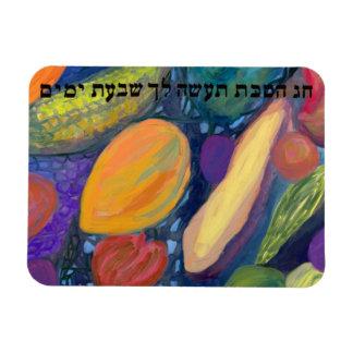 Fruit Basket Premium Magnet