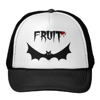 Fruit Bat Trucker Hat