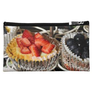 Fruit Berry Tarts Wristlet