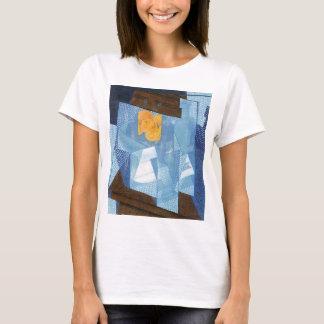 Fruit Bowl by Juan Gris, Vintage Cubism Still Life T-Shirt