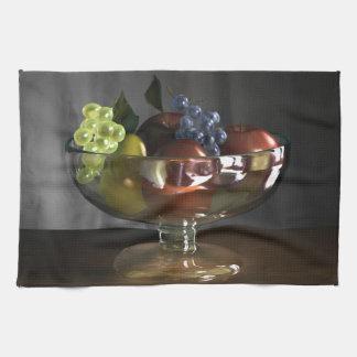 Fruit Bowl Kitchen Towels