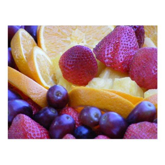 Fruit Bowl Postcard