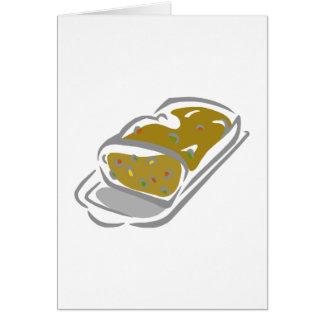 Fruit Cake Card