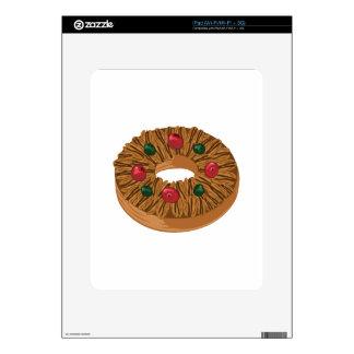 Fruit Cake iPad Skin