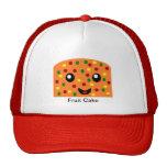 Fruit Cake Mesh Hat