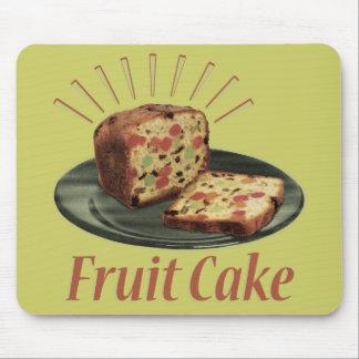 Fruit Cake Mouse Pad