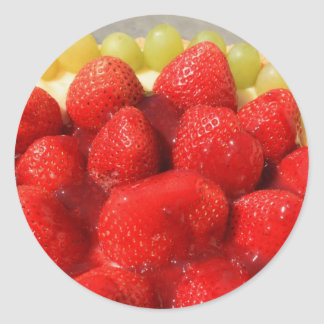 Fruit Cake Sticker