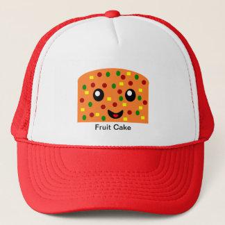 Fruit Cake Trucker Hat