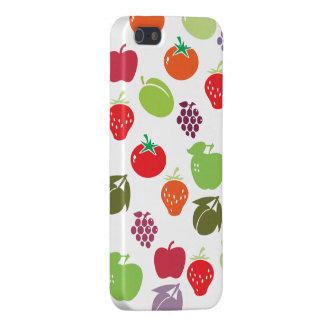 Fruit Case For iPhone SE/5/5s
