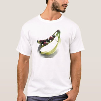 Fruit Cherries Bananas Dessert Destiny Gifts T-Shirt