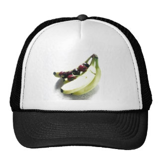 Fruit Cherries Bananas Dessert Destiny Gifts Trucker Hat
