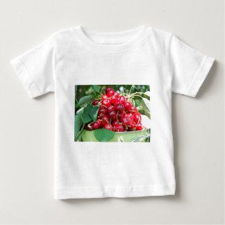 Fruit Cherries Sweet Dessert Destiny Gifts Baby T-Shirt