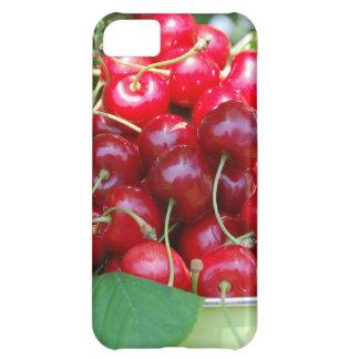 Fruit Cherries Sweet Dessert Destiny Gifts Case For iPhone 5C