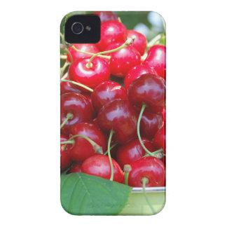 Fruit Cherries Sweet Dessert Destiny Gifts iPhone 4 Case-Mate Case