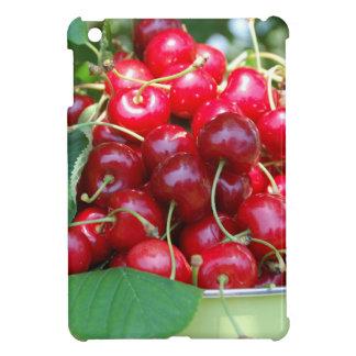 Fruit Cherries Sweet Dessert Destiny Gifts iPad Mini Cover