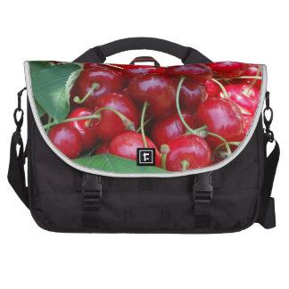 Fruit Cherries Sweet Dessert Destiny Gifts Commuter Bag