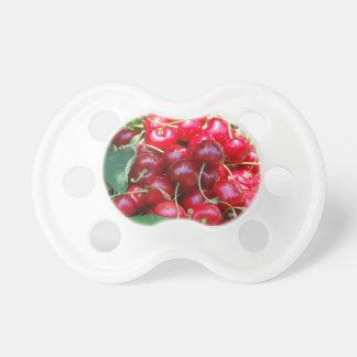 Fruit Cherries Sweet Dessert Destiny Gifts Pacifier