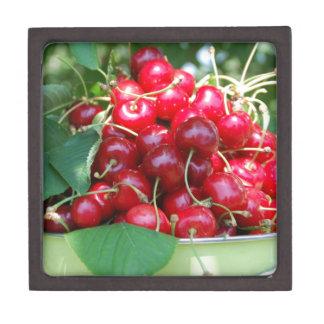 Fruit Cherries Sweet Dessert Destiny Gifts Premium Gift Boxes