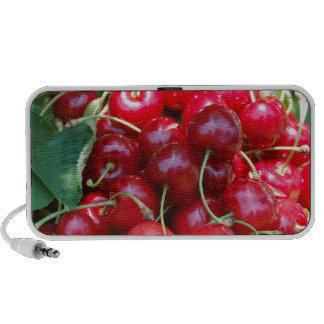 Fruit Cherries Sweet Dessert Destiny Gifts iPod Speaker
