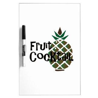 Fruit Cocktail Dry Erase Boards