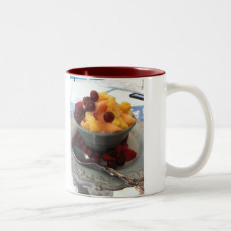 Fruit cup photo on a mug by bbillips