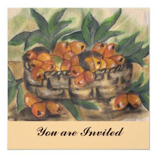 fruit customizabel Invitation