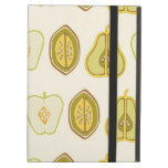 Fruit Design Apples Pears Avocados Kitchen Gifts iPad Covers