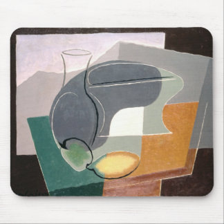 Fruit-dish and carafe, 1927 mouse pad