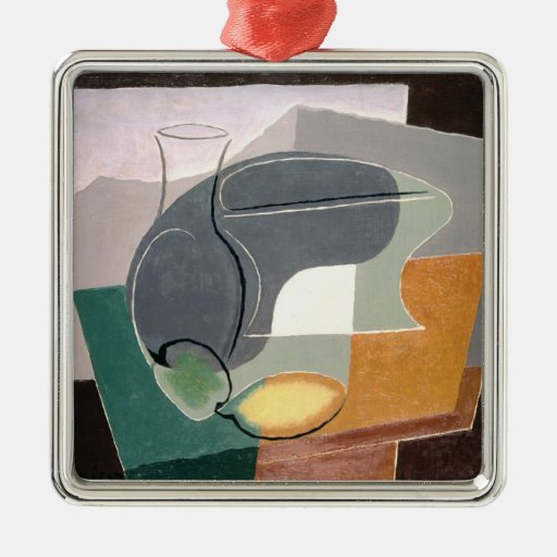 Fruit-dish and carafe, 1927 ornaments