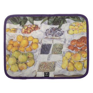 Fruit Displayed on a Stand by Gustave Caillebotte Planner