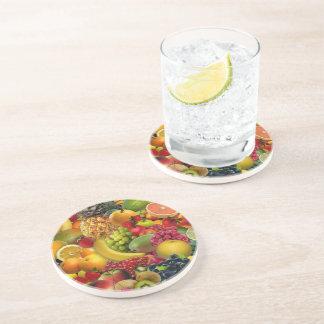 Fruit Drink Coaster