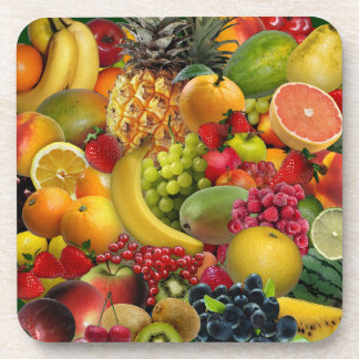 Fruit Drink Coaster