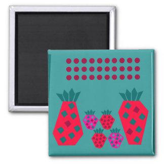 Fruit Family Magnet