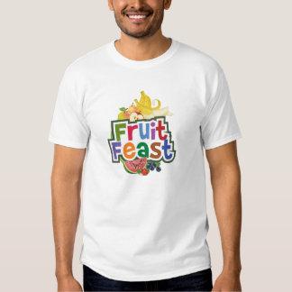 Fruit Feast - Celebrate fruitarian diet. T-Shirt