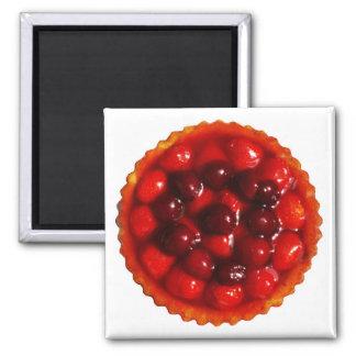 Fruit Flan Magnet
