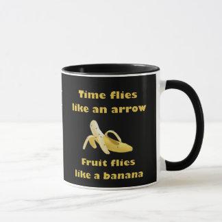 Fruit Flies Banana2 Mug