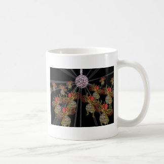 Fruit Flies Dancing Under The Disco Ball Coffee Mug
