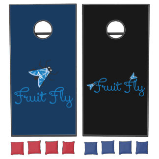 Fruit Fly Cornhole Set