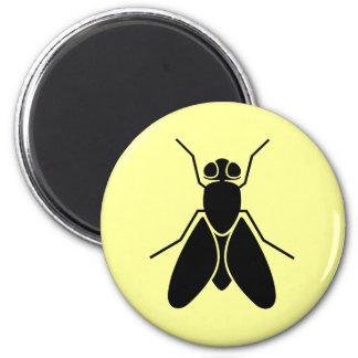 Fruit Fly Fridge Magnets