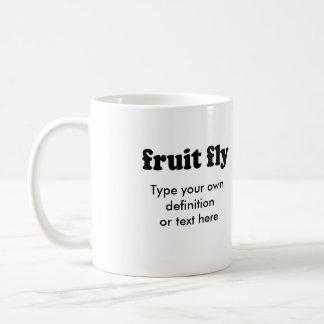FRUIT FLY MUGS
