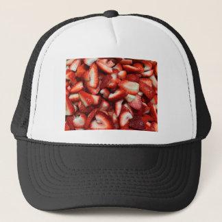 fruit food snack healthy chef cook kitchen trucker hat