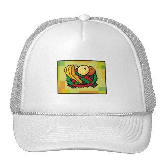 Fruit for Kwanzaa Mesh Hats