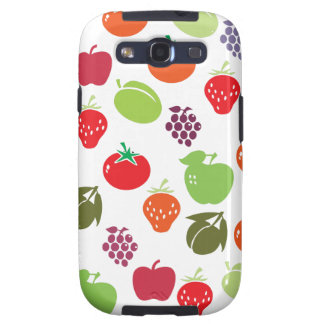 Fruit Galaxy S3 Covers