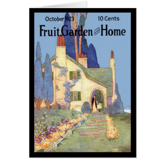 Fruit Garden and Home Cards