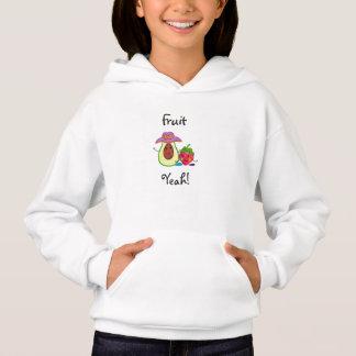 Fruit Girl Hoodie