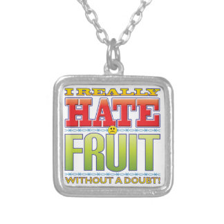 Fruit Hate Face Jewelry