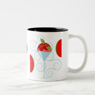 Fruit Ice Cream Mug