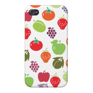 Fruit iPhone 4/4S Covers