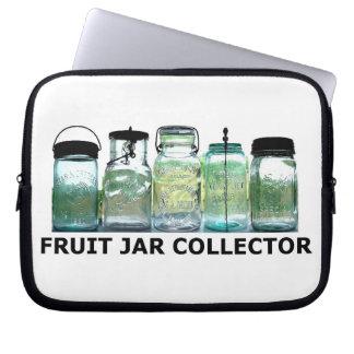 Fruit Jar Collector Antique Mason Laptop Sleeve