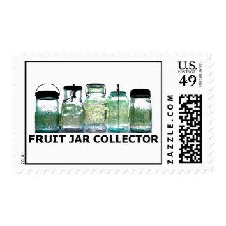Fruit Jar Collector Antiques Vintage Mason Jars Postage